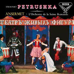 Stravinsky Petrushka Ansermet