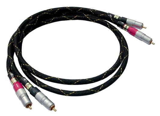 כבל אנלוגי Xindak AC-01 RCA 1m