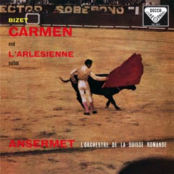 Bizet Carmen and L'Arlésienne Suites