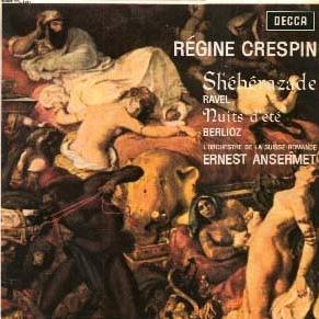 Ravel Shéhérazade Berlioz Les nuits d'été AAA