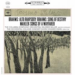 Brahms Alto Rhapsody Walter
