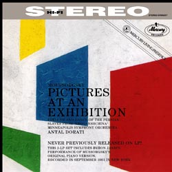 Moussorgsky Pictures At An Exhibition (original and orchestral version) AAA