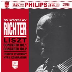 Liszt Piano Concertos Richter AAA