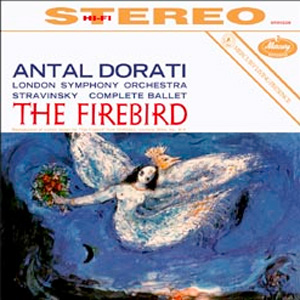 Stravinsky The Firebird Dorati