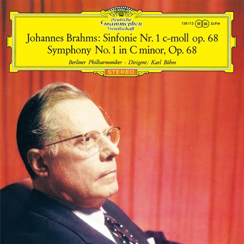 Brahms Sym 1 Berlin Bohm