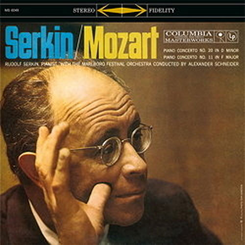 Mozart Piano Concertos Nos. 11 & 20 Serkin