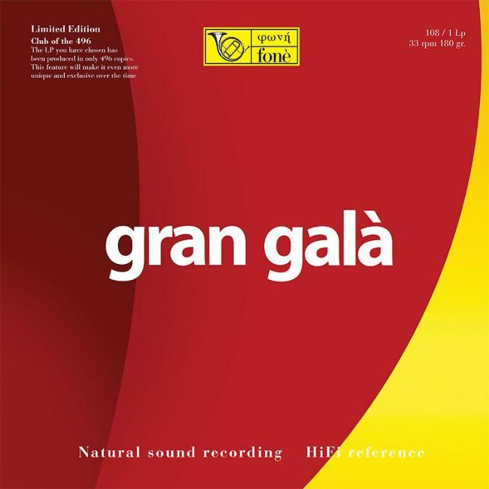LP108 Fone Gran Gala