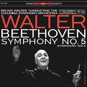 Beethoven 4th And 5th Symphony Walter