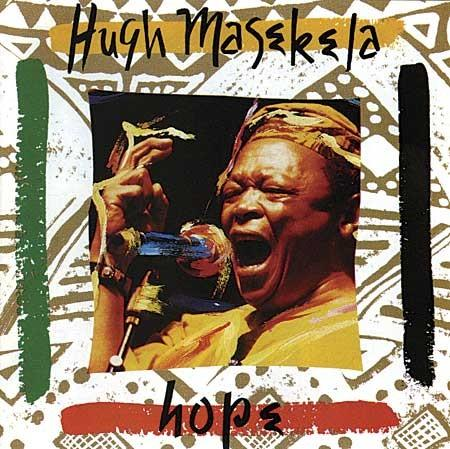 Hugh Masekela Hope 33.3rpm