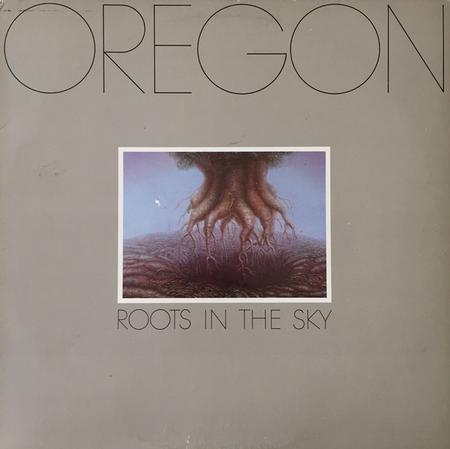 Oregon Roots In The Sky