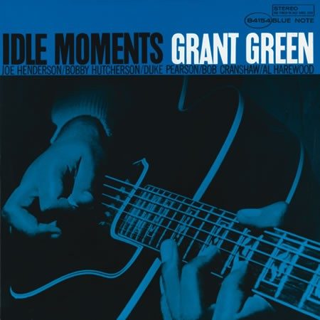 Grant Green Idle Moments 45rpm