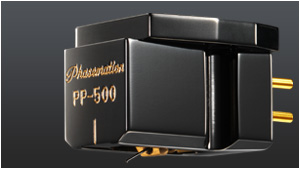 ראש פטיפון Phasemation MC Cartridge PP-500