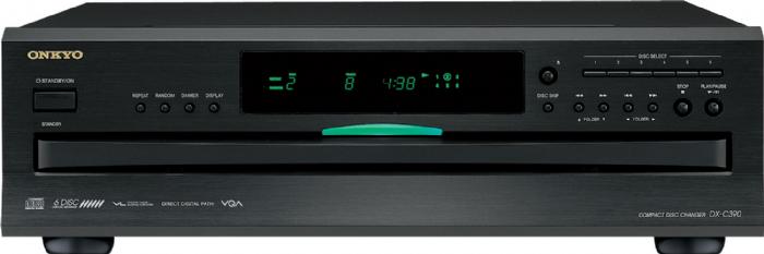 נגן Onkyo DX-C390 CD