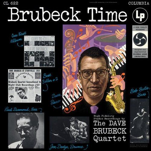 The Dave Brubeck Quartet Brubeck Time