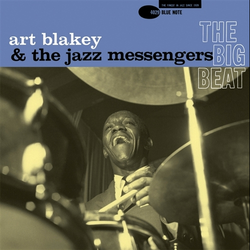 Art Blakey & The Jazz Messengers The Big Beat