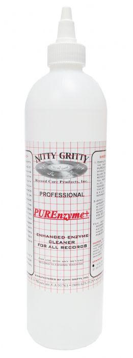0.5 ליטר נוזל ניקוי תקליטים +Nitty Gritty Enzyme