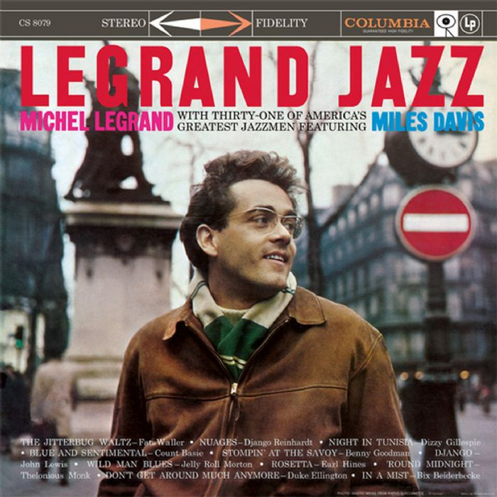 Michel Legrand Legrand Jazz 180g LP