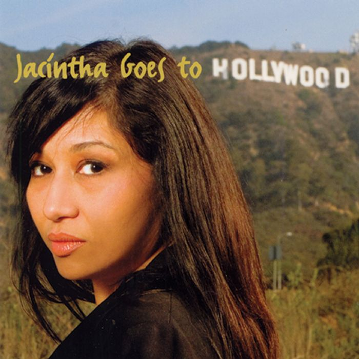 Jacintha Goes To Hollywood 180g 45rpm 2LP