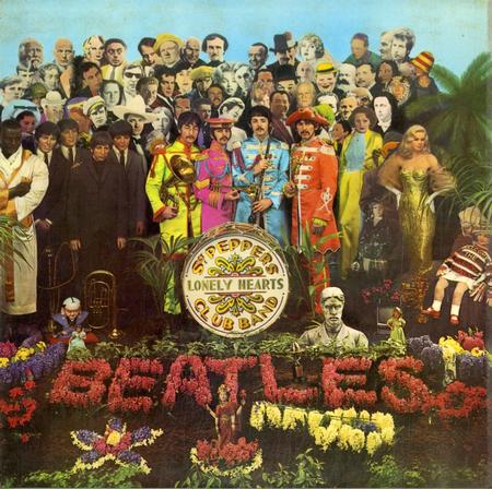 The Beatles Sgt Pepper