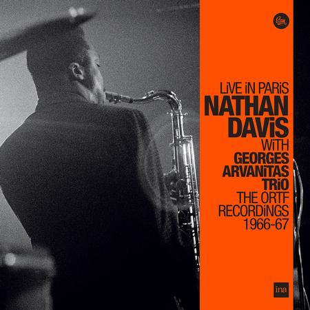 Nathan Davis Live In Paris