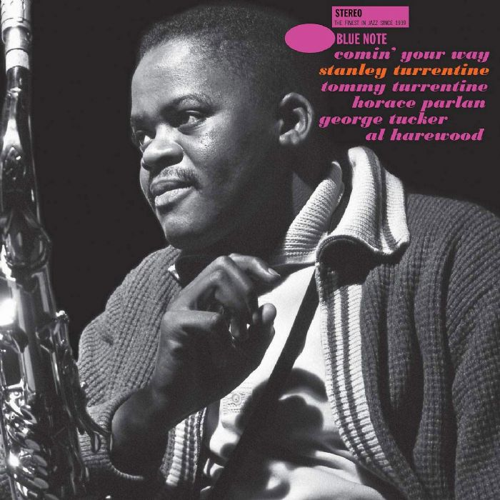 Stanley Turrentine Comin' Your Way