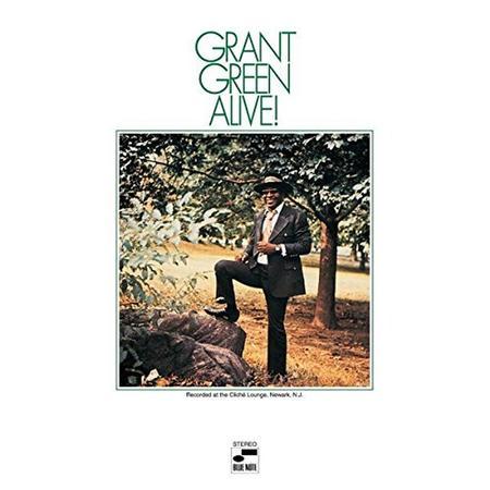 !Grant Green - Alive