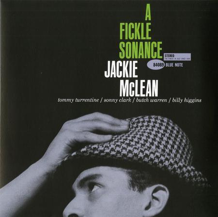 Jackie McLean A Fickle Sonance