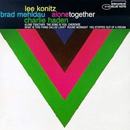 Lee Konitz Alone Together