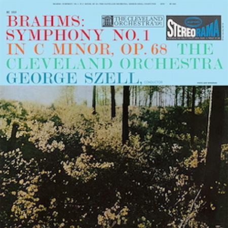 Brahms Symphony No. 1 Szell