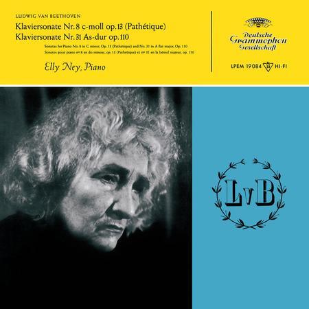 Beethoven Piano Sonatas Nos. 8,14,23,31 Ney
