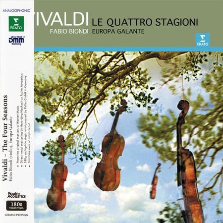 Vivaldi Le Quattro Stagioni Biondi