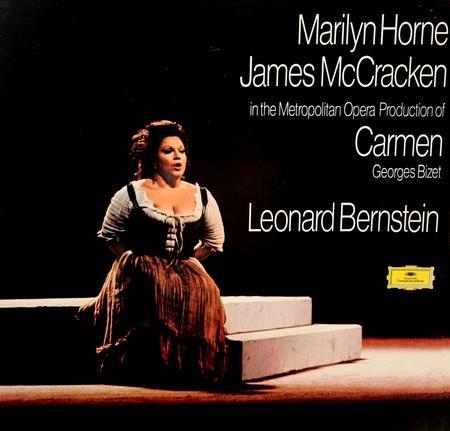 Bizet Carmen Bernstein