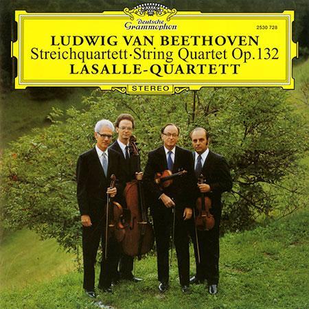 Beehtoven Quartet Op.132 LaSalle
