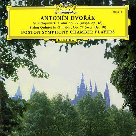 Dvorak String Quintet Op.77