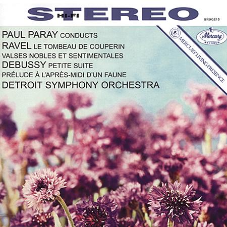 Debussy Prelude a L'Apres-midi d'un faune/Petite Suite Paray