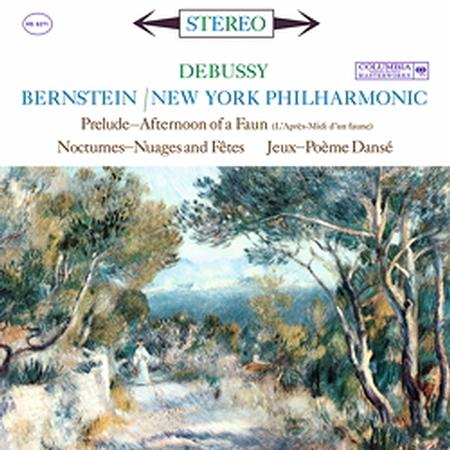 Debussy Afternoon Of A Faun Bernstein
