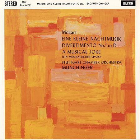 Mozart Eine Kleine Nachtmusik Munchinger