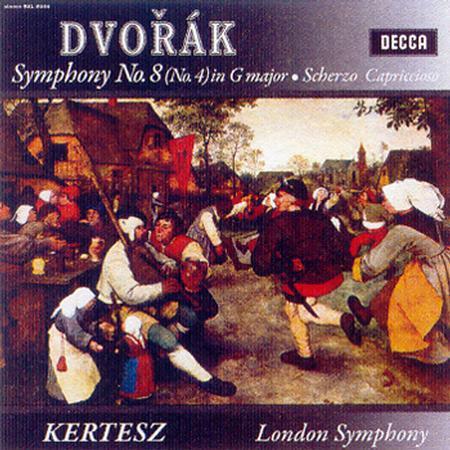 Dvorak Symphony No. 8 Kertesz