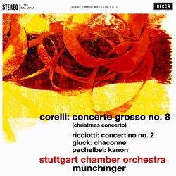 Corelli Concerto Grosso Munchinger