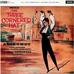 de Falla Three Cornered Hat Ansermet