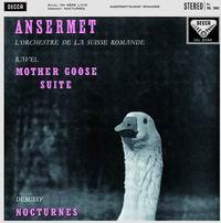 Ravel Ma Mere L'Oye Debussy Nocturnes Ansermet