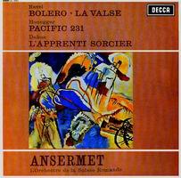 Ravel Bolero La Valse Ansermet