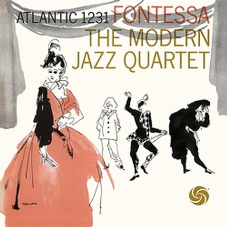 The Modern Jazz Quartet Fontessa