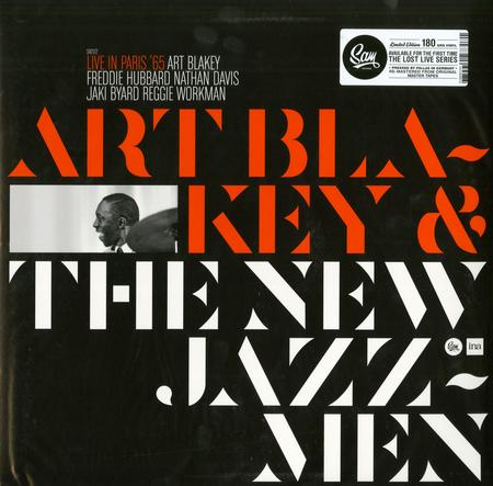 Art Blakey & The Jazz Messengers Live In Paris '65