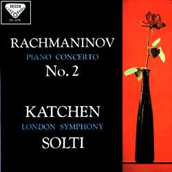 Rachmaninov Piano Concerto No. 2  Balakirev Islamey Katchen