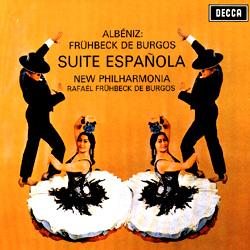 Albéniz Suite española Burgos