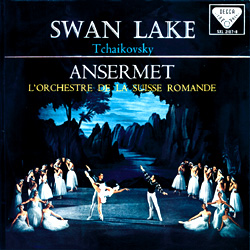 Tchaikovsky Swan Lake Ansermet