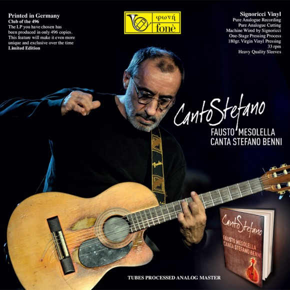 LP132 Canto Stefano Fausto Mesolella