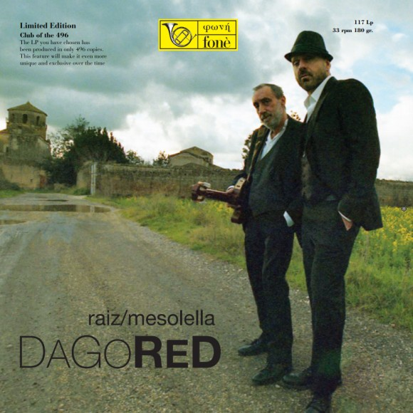 LP117 Raiz Mesolella Dagored