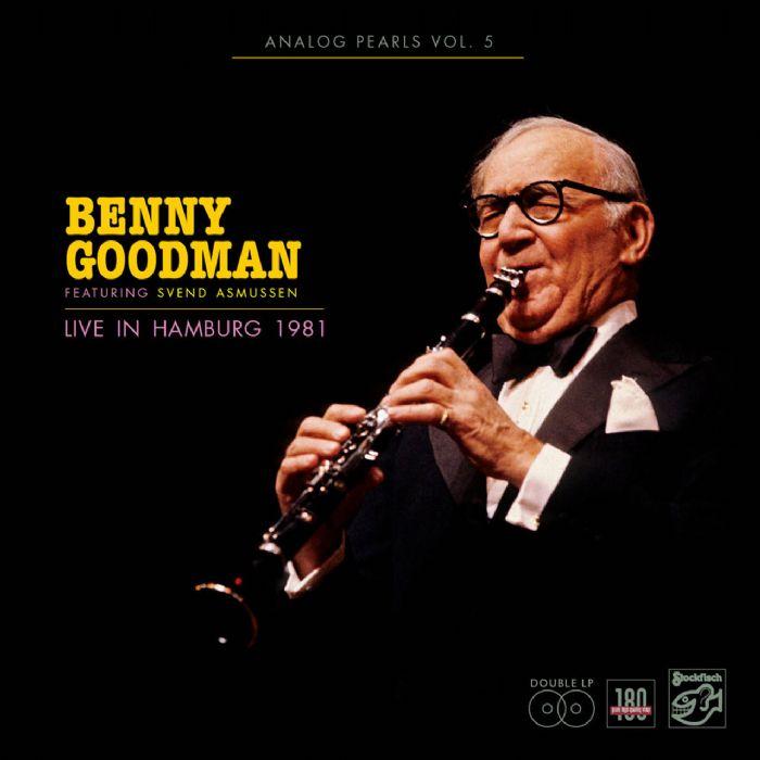 Stockfisch Analogue Pearls Vol.5 Benny Goodman Live In Hamburg 1981